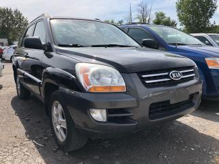Used 2007 Kia Sportage LX for sale in Pickering, ON