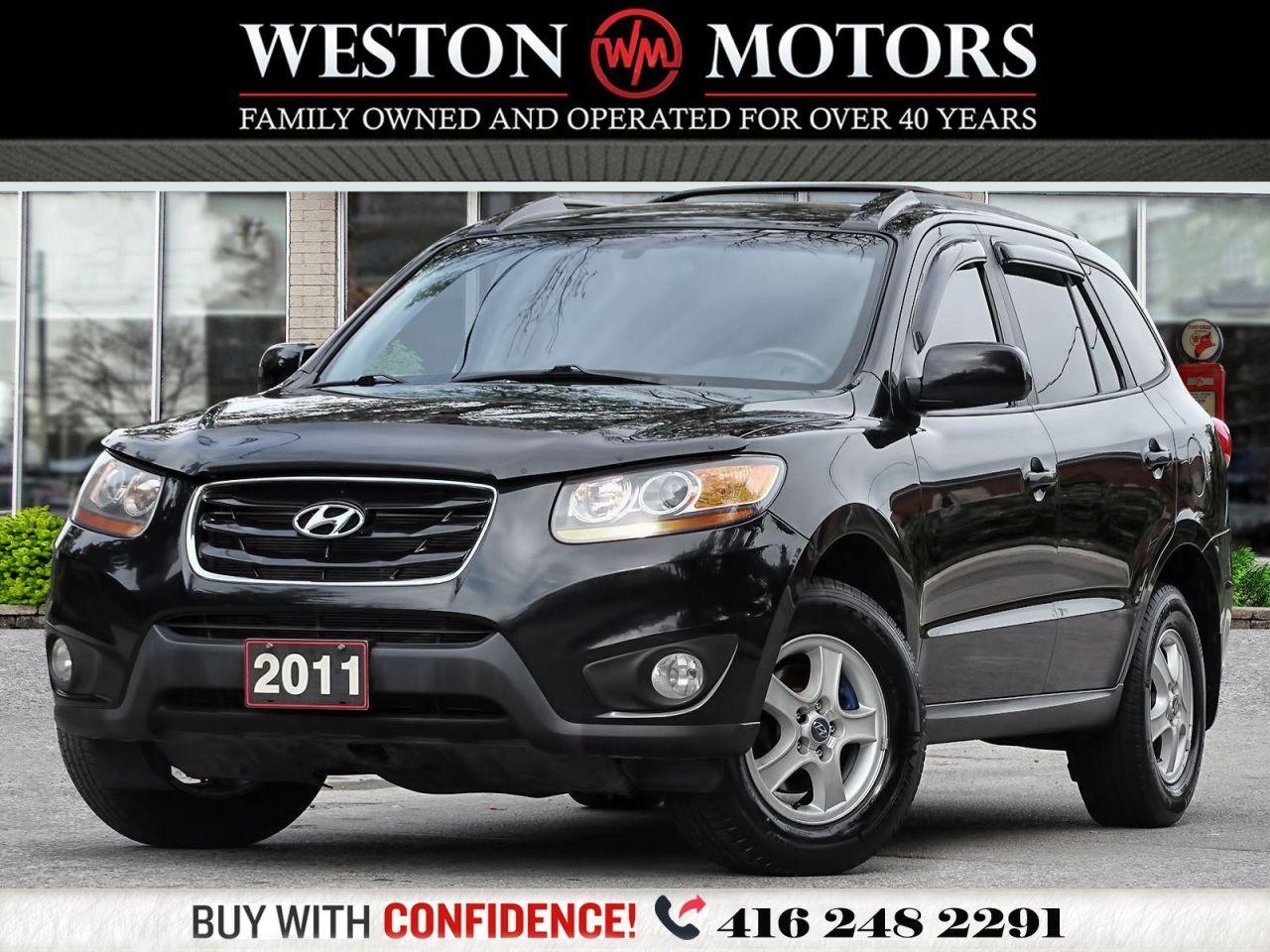 2011 Hyundai Santa Fe GL*AWD*5PASS*HEATED SEATS*