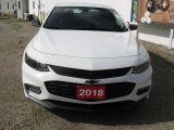 Photo of White 2018 Chevrolet Malibu