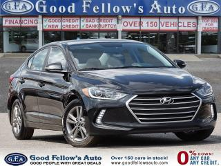 Used 2018 Hyundai Elantra GLS MODEL,MOONROOF, BLIND SPOT ASSIST,HEATED SEATS for sale in Toronto, ON