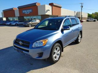 Used 2012 Toyota RAV4 BASE for sale in Steinbach, MB