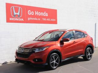 Used 2019 Honda HR-V SPORT AWD NO ACCIDENTS/ONE OWNER! HEATED SEATS/SU for sale in Edmonton, AB