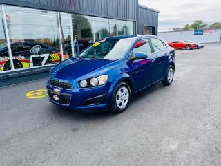 Used 2014 Chevrolet Sonic LT / NEW ALL SEASON TIRES / ONLY $85 BI-WEEKLY / for sale in Truro, NS