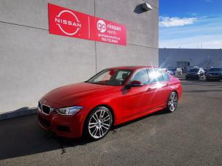 Used 2013 BMW 3 Series XDRIVE/AWD/M-SPORT for sale in Edmonton, AB