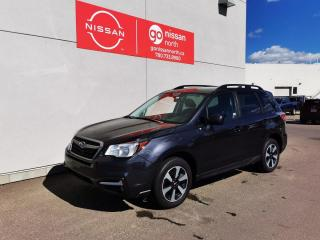 Used 2018 Subaru Forester TOURING/AWD/HEATED FRONT SEATS/BACK UP CAM for sale in Edmonton, AB