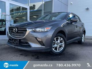 Used 2020 Mazda CX-3 GS for sale in Edmonton, AB