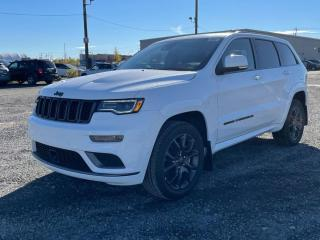 New 2021 Jeep Grand Cherokee High Altitude for sale in Yellowknife, NT