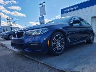 Used 2020 BMW 5 Series 530I XDRIVE/PANOROOF/MPACKAGE/NAV/LEATHER/COOLEDSEATS for sale in Edmonton, AB
