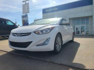 Used 2015 Hyundai Elantra SPORT/SUNROOF/HEATEDSEATS/FOGLIGHTS/BLUETOOTH/ALLOYWHEELS/POWERGROUP for sale in Edmonton, AB