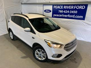 Used 2018 Ford Escape SE for sale in Peace River, AB