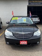 Used 2009 Chrysler Sebring Touring for sale in Kitchener, ON