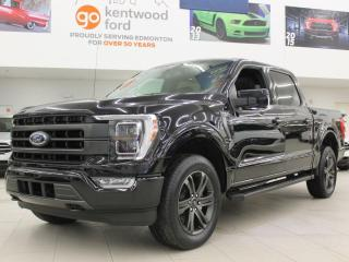 New 2021 Ford F-150 LARIAT | 502a | Sport | 20s | Moonroof | Nav | 3.5 Eco for sale in Edmonton, AB