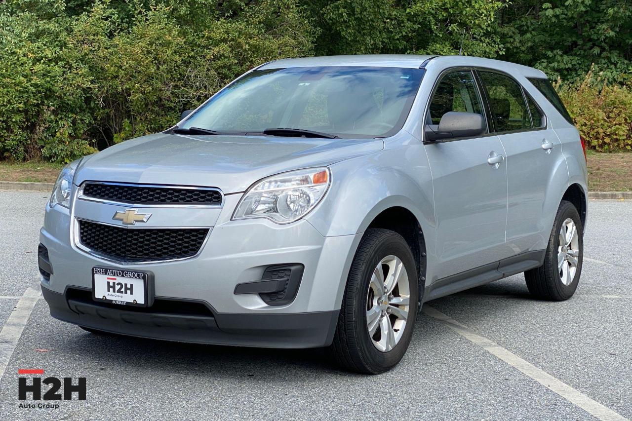 2011 Chevrolet Equinox LS Photo1