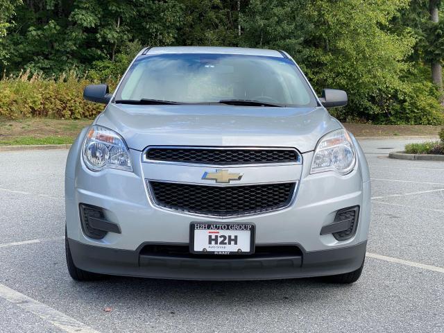 2011 Chevrolet Equinox LS Photo8