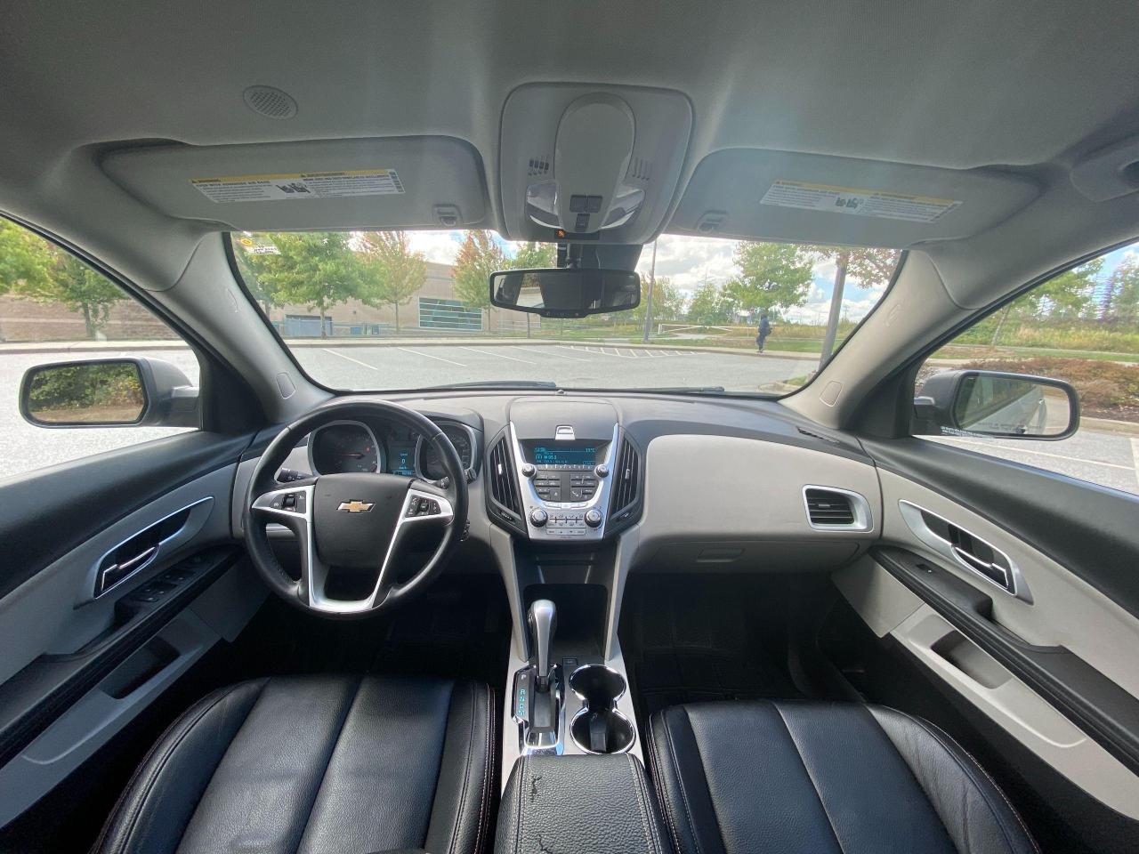 2011 Chevrolet Equinox LS Photo12