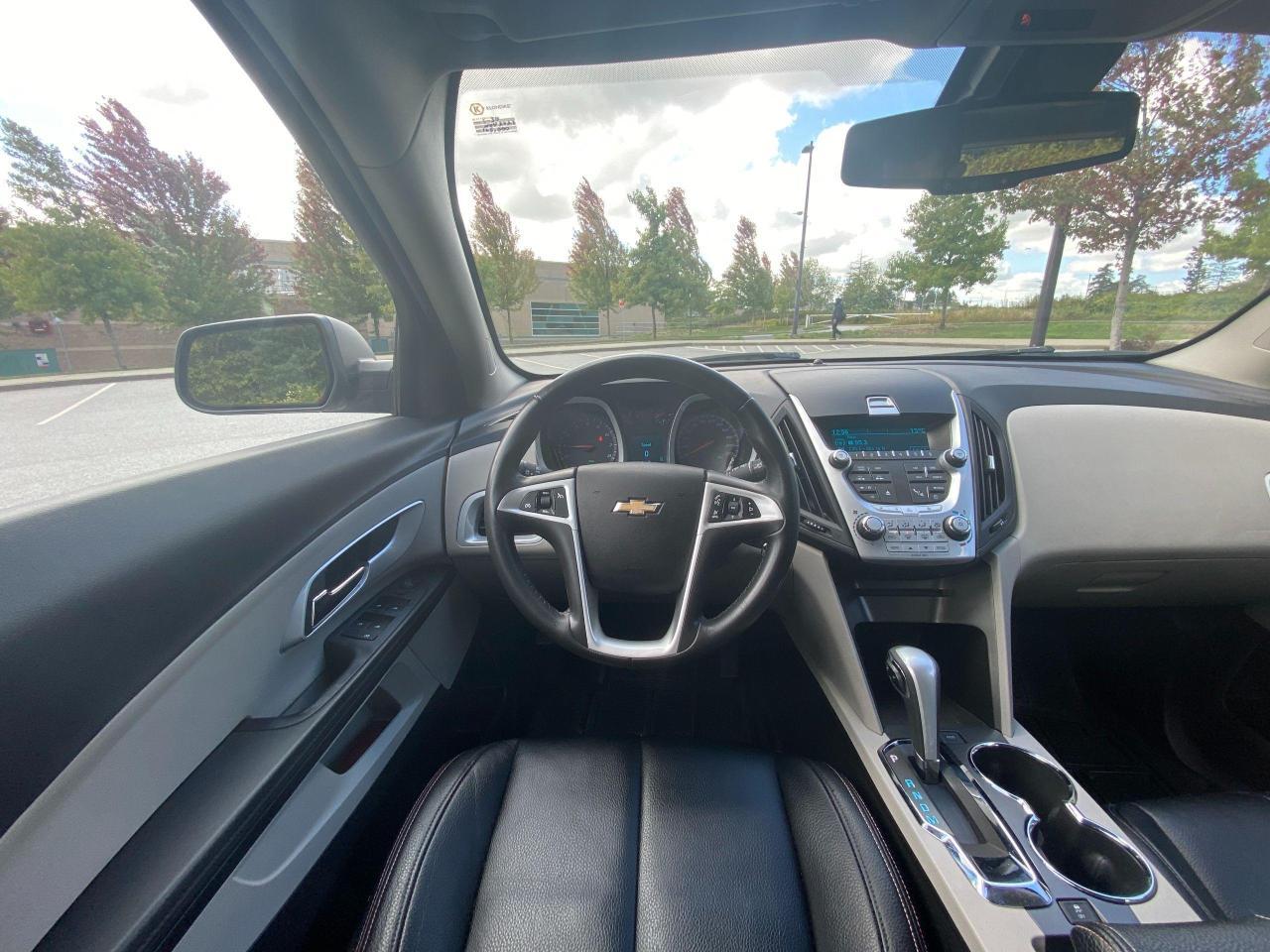 2011 Chevrolet Equinox LS Photo13