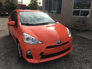 Used 2013 Toyota Prius c Hatchback for sale in Waterloo, ON