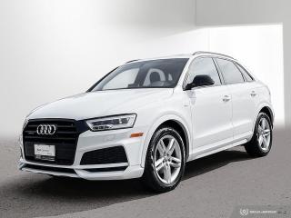 Used 2018 Audi Q3 2.0T Technik quattro w/ 19