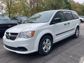 Used 2016 Dodge Grand Caravan SE/SXT for sale in Woodstock, ON