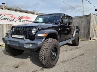 Used 2020 Jeep Gladiator Sport S for sale in Stittsville, ON