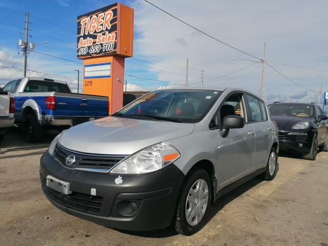 2011 Nissan Versa 1.8 S*AUTO*CRUISE*NON CVT TRANSMISSION*AS IS