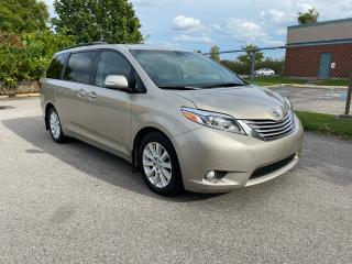 Used 2015 Toyota Sienna LIMITED for sale in North York, ON