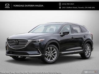 New 2021 Mazda CX-9 Signature for sale in York, ON