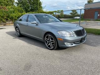 Used 2009 Mercedes-Benz S450 PRE. PKG. for sale in North York, ON