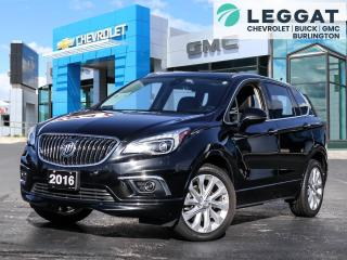 Used 2016 Buick Envision Premium II for sale in Burlington, ON