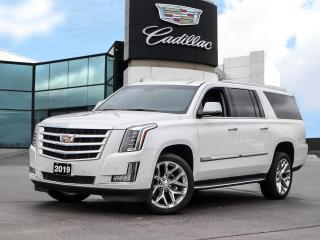Used 2019 Cadillac Escalade ESV Luxury for sale in Burlington, ON