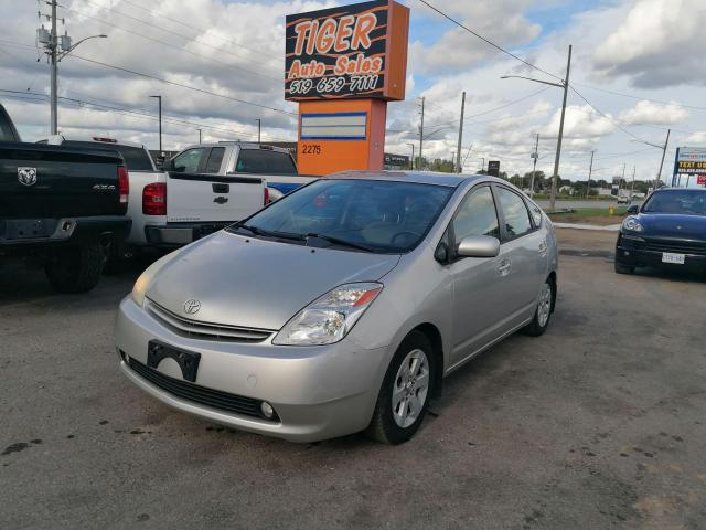 2004 Toyota Prius HYBRID*GREAT ON FUEL*GOOD SHAPE*AS IS