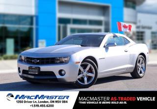 Used 2010 Chevrolet Camaro LT for sale in London, ON