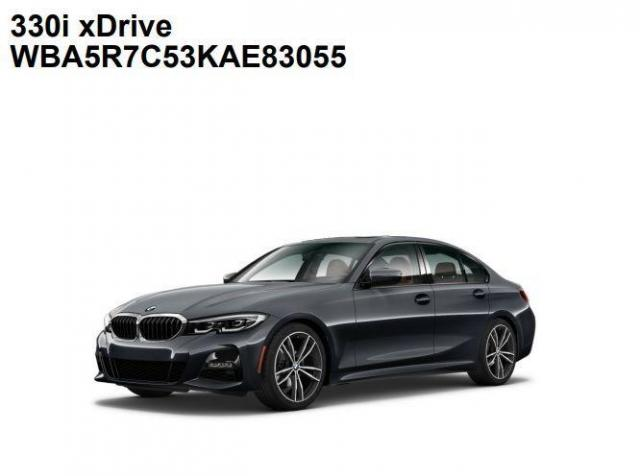 2019 BMW 3 Series 330i xDrive - 2.99% FINANCING