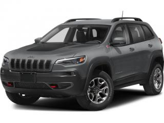 New 2021 Jeep Cherokee Trailhawk for sale in North York, ON