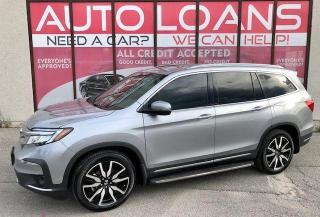 Used 2019 Honda Pilot TOURING 8-PASSENGER for sale in Toronto, ON
