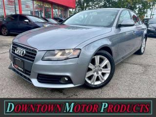 Used 2009 Audi A4 2.0L QUATTRO for sale in London, ON