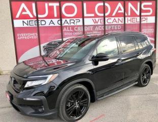 Used 2019 Honda Pilot Touring 7-Passenger-BLACK EDITION! for sale in Toronto, ON