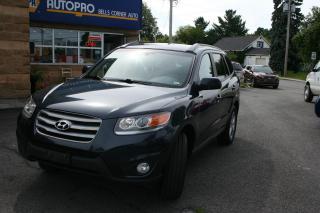 Used 2012 Hyundai Santa Fe GL Premium for sale in Nepean, ON