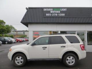Used 2010 Ford Escape XLT, 4 WHEEL DRIVE, FACTORY REMOTE STARTER for sale in Mississauga, ON