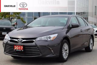 Used 2017 Toyota Camry LE Toyota Certified with One Owner! for sale in Oakville, ON
