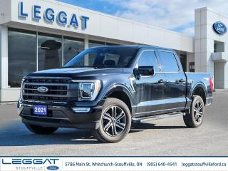 Used 2021 Ford F-150 Lariat for sale in Stouffville, ON