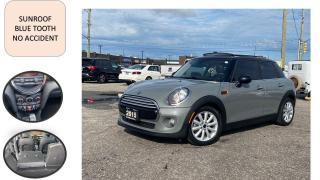 Used 2015 MINI Cooper AUTO HARDTOP 5 DR PANORAMIC ROOF, SAFETY NO ACCIDE for sale in Oakville, ON
