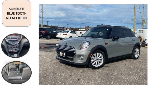 2015 MINI Cooper AUTO HARDTOP 5 DR PANORAMIC ROOF, SAFETY NO ACCIDE