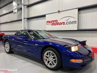 Used 2004 Chevrolet Corvette 2DR Z06 HARDTOP for sale in Brantford, ON