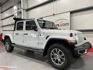 Used 2021 Jeep Gladiator Overland 4x4 for sale in Brantford, ON