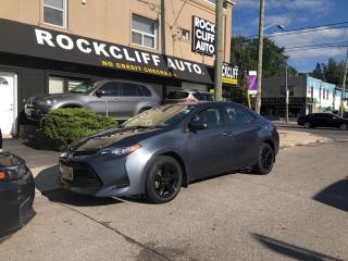 Used 2017 Toyota Corolla 4dr Sdn CVT LE for sale in Scarborough, ON
