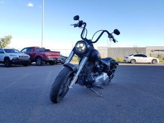 Used 2013 Harley-Davidson Softail Slim for sale in Calgary, AB
