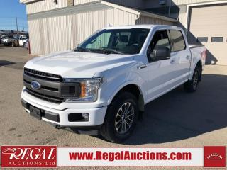 Used 2018 Ford F-150 XLT SUPERCREW SWB 4WD 2.7L for sale in Calgary, AB