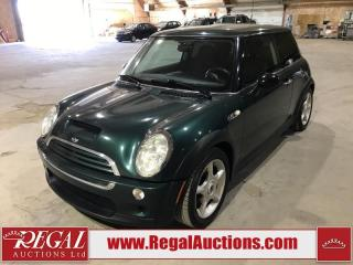 Used 2003 MINI Cooper S 2D Hatchback FWD for sale in Calgary, AB