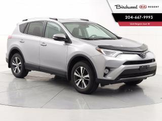 Used 2017 Toyota RAV4 XLE | Locally Owned & Serviced | AWD | Toyota Safety Sense | Heated Seats | Bluetooth | for sale in Winnipeg, MB